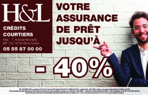 H&L COURTAGE votre de Prêt jusqu'à -40%